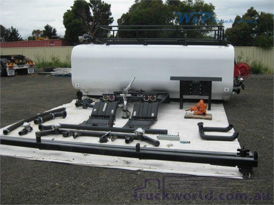 2013 GIT 15000 L W & P Truck Sales - Truck Bodies for Sale