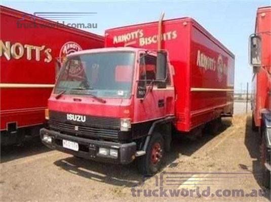 1994 Isuzu FSR 550 Coast to Coast Sales & Hire - Trucks for Sale