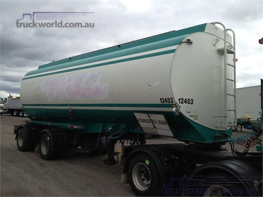 2000 Marshall Lethlean Tanker Trailer - Truckworld.com.au - Trailers for Sale