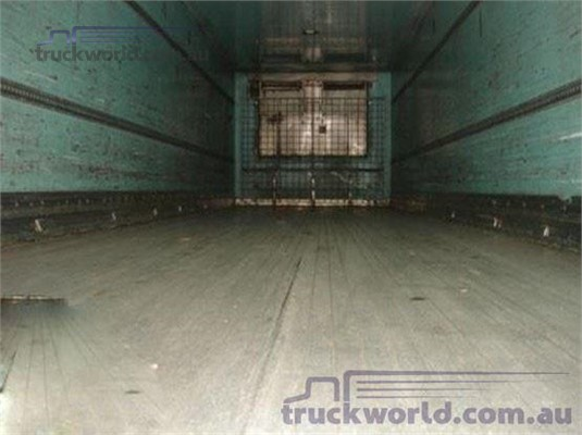 1988 Maxi Cube Refrigerated Van Trailer - Trailers for Sale