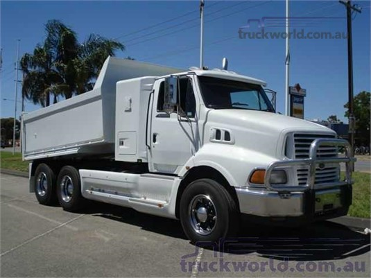 1997 Ford Aeromax City Trucks - Trucks for Sale