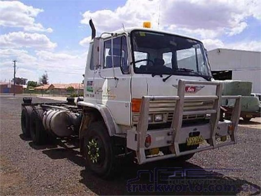 1990 Hino GS Raytone Trucks - Trucks for Sale