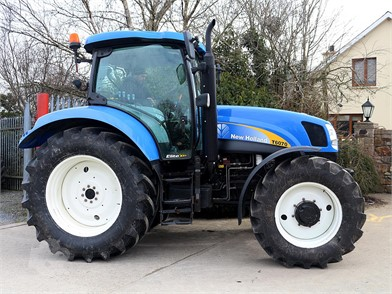 NEW HOLLAND T6070 for sale in Ireland - 10 Listings | Farm