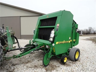 JOHN DEERE 566 Online Auction Results - 52 Listings