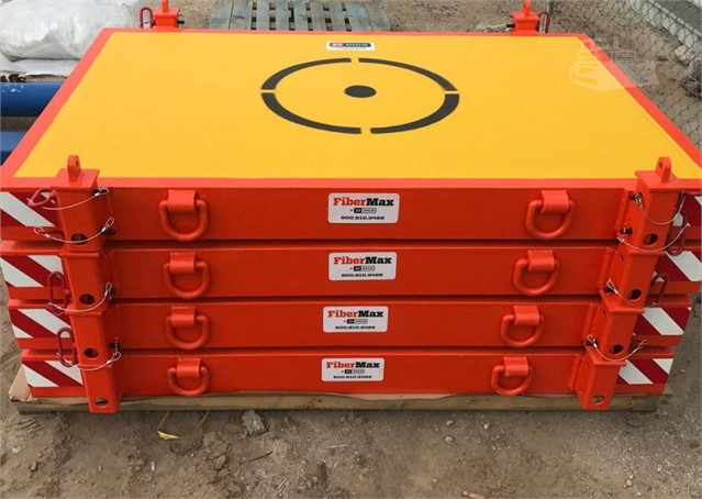 2019 Dica Fm9x6x12 Outrigger Mat Pads And Cribbing For Sale