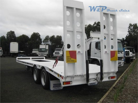 2019 Tuscan Plant Trailer With Ramps W & P Truck Sales - Trailers for Sale