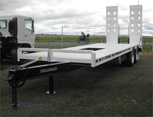 2019 Tuscan Plant Trailer With Ramps Trailers for Sale