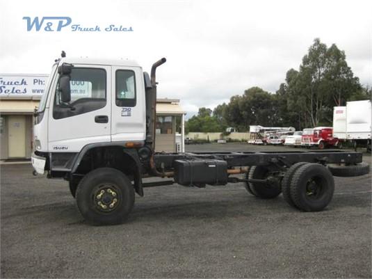 2002 Isuzu FTS W & P Truck Sales - Trucks for Sale