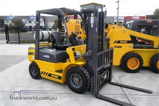 2018 Victory Equipment VF25G Forklifts for Sale