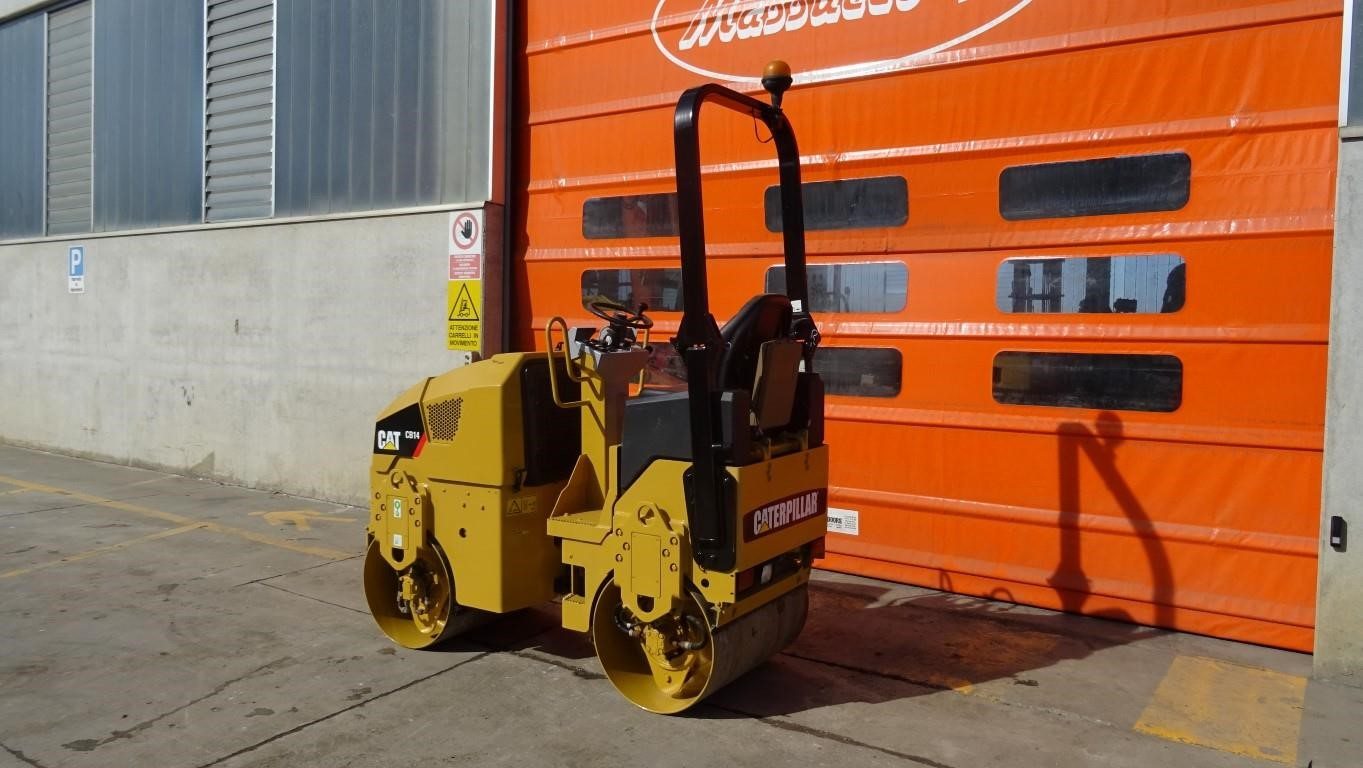 Caterpillar CB14 Usato 2008 Piemonte