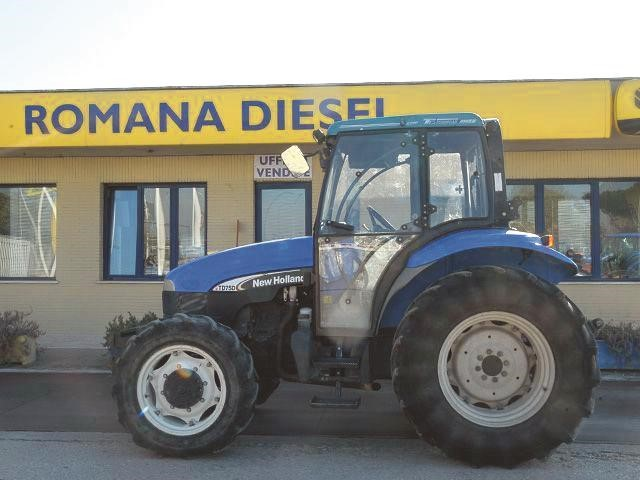 NEW|HOLLAND TD75D #Used