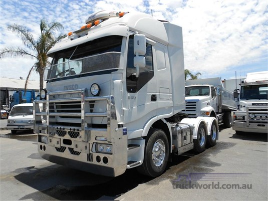 2005 Iveco Stralis - Trucks for Sale