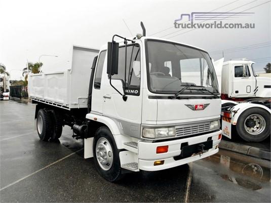 1992 Hino Raven FE City Trucks - Trucks for Sale