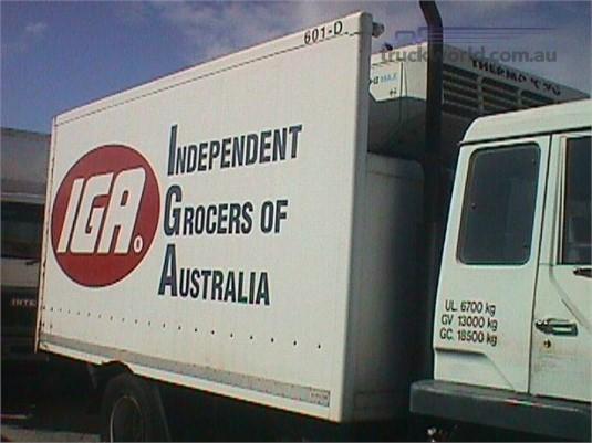 Truck Body Chiller City Trucks - Truck Bodies for Sale