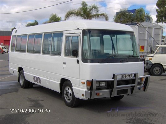 1992 Toyota Coaster Bus City Trucks - Buses for Sale