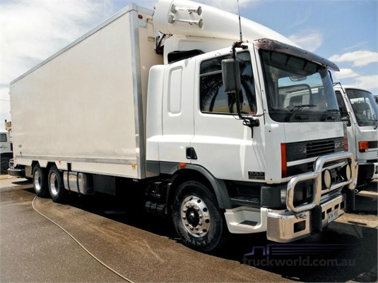 2002 DAF CF75 City Trucks - Trucks for Sale