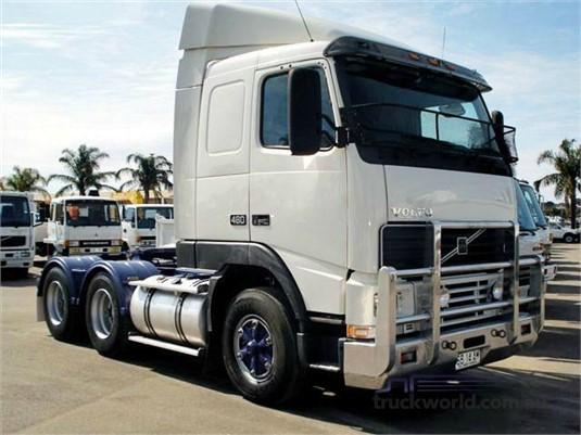 2002 Volvo FH12 City Trucks - Trucks for Sale