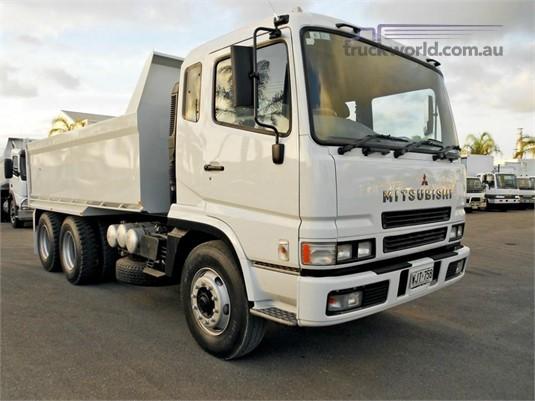 2004 Mitsubishi FV549 City Trucks - Trucks for Sale