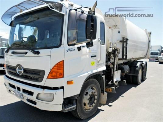 2003 Hino FM1J City Trucks - Trucks for Sale