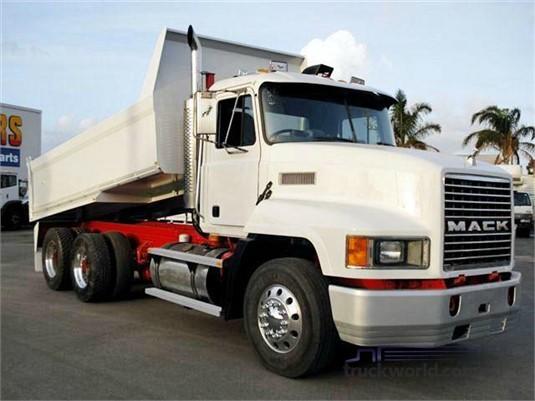 1998 Mack CHR City Trucks - Trucks for Sale