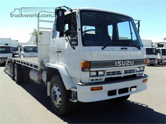 1990 Isuzu FVM 1400 City Trucks - Trucks for Sale