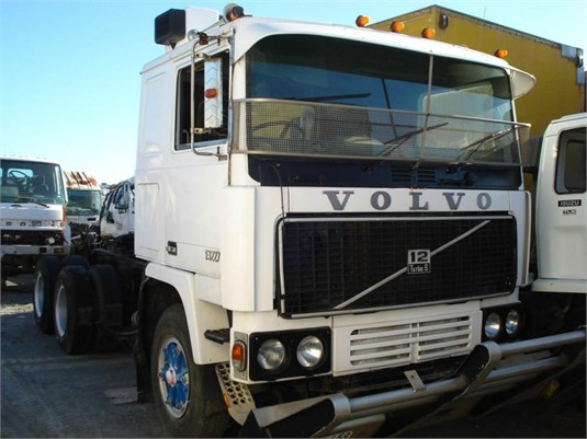 1982 Volvo F12 - Wrecking for Sale