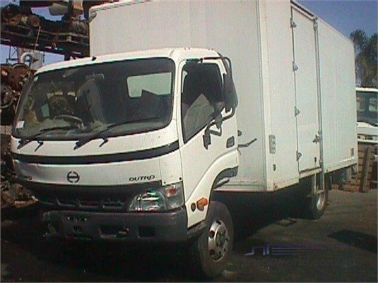 2003 Hino Dutro City Trucks - Wrecking for Sale