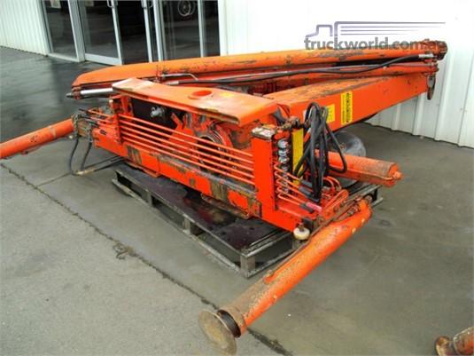 Palfinger PK7000 City Trucks - Cranes & Tailgates for Sale