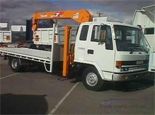 1987 Isuzu FRR City Trucks - Trucks for Sale