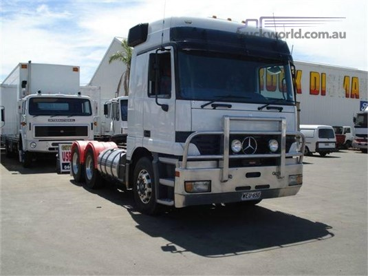 1998 Mercedes Benz Actros City Trucks - Trucks for Sale