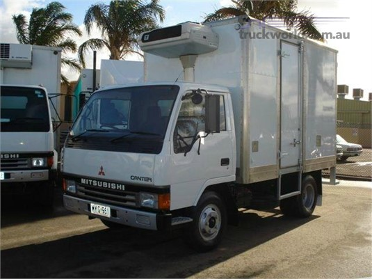 1994 Mitsubishi Canter City Trucks - Trucks for Sale