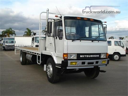 1989 Mitsubishi FM557 City Trucks - Trucks for Sale