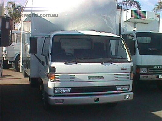 1994 Mazda T4000 City Trucks - Trucks for Sale