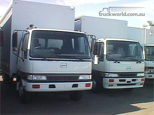 1994 Hino FD City Trucks - Trucks for Sale