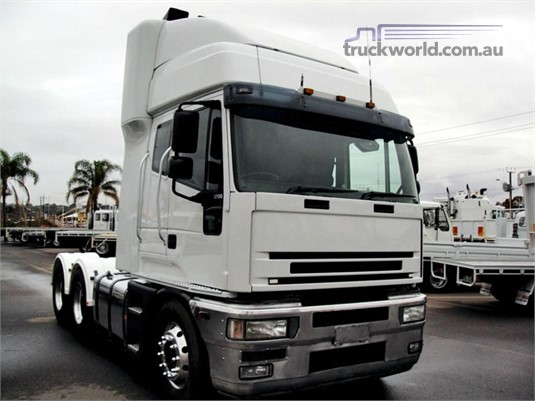 2003 Iveco Eurotech 4700 - Trucks for Sale
