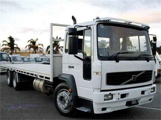 2001 Volvo FL6 City Trucks - Trucks for Sale