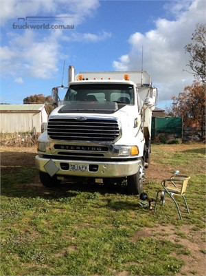 2007 Sterling LT9500 Tipper, 6x4 Truckworld