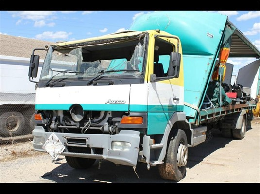 0 Mercedes Benz Atego - Wrecking for Sale