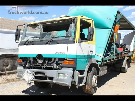 Mercedes Benz Atego - Wrecking for Sale