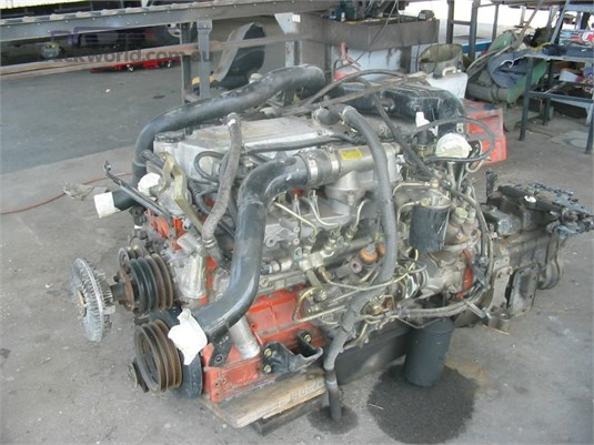 Isuzu Engine 6HK1 Turbo Raytone Trucks - Parts & Accessories for Sale