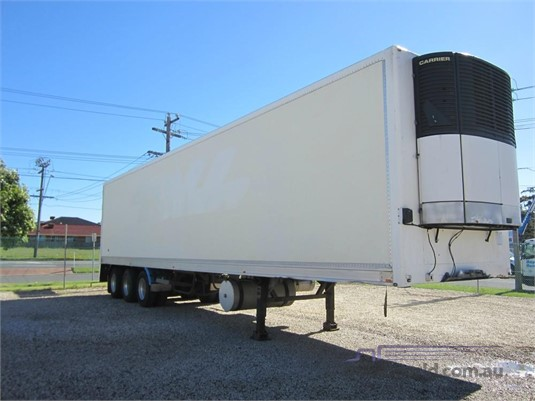 2006 Tca Refrigerated Trailer - Trailers for Sale
