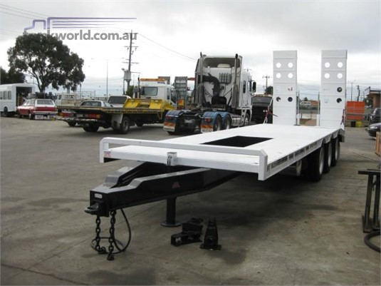 2019 Tuscan Tri Axle Plant Trailer Trailers for Sale