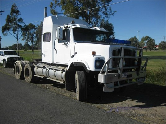 1992 International S 2670 - Wrecking for Sale