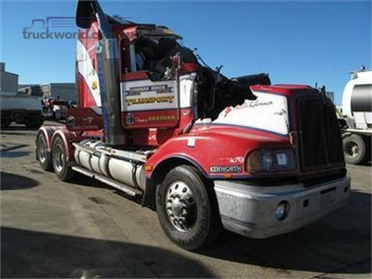 2003 Kenworth T404S - Wrecking for Sale