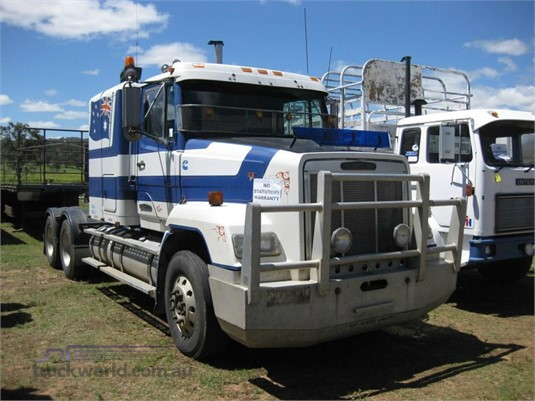 1991 Freightliner FL112 - Trucks for Sale