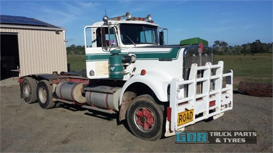 1982 Kenworth W Model GDR Truck Parts - Wrecking for Sale