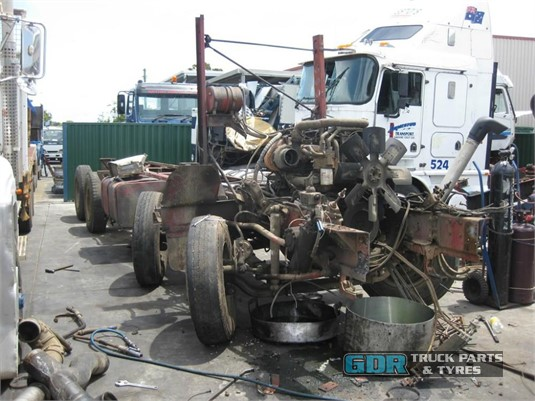 1990 International T 2670 GDR Truck Parts - Wrecking for Sale