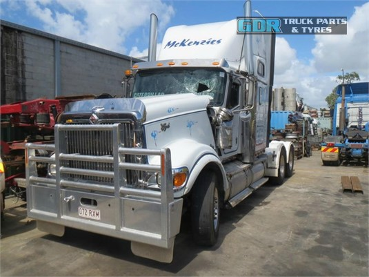 2007 International 9900i Eagle GDR Truck Parts - Wrecking for Sale