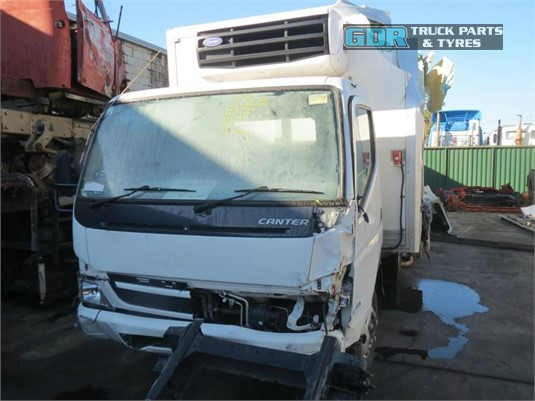 2010 Mitsubishi Canter FE83 GDR Truck Parts - Wrecking for Sale