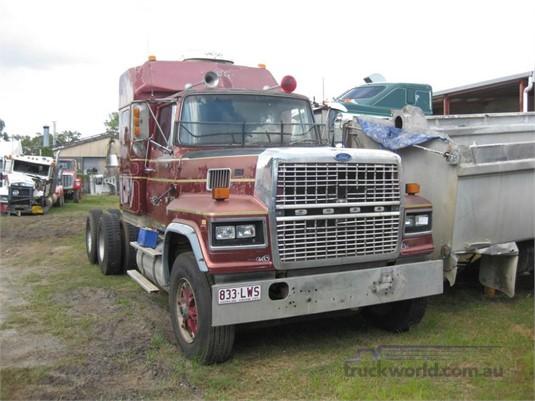 1985 Ford LTL - Wrecking for Sale